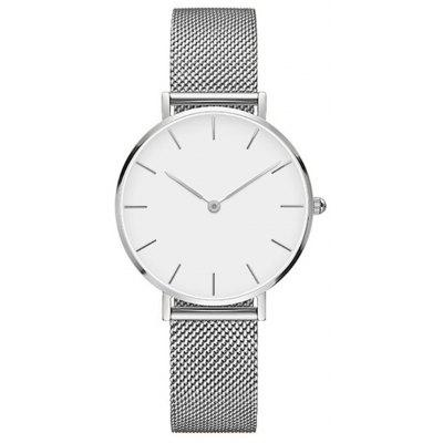 Reebonz Fashion Ladies Dress Watch Stainless Steel Women Watch Gift
