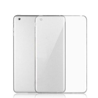 Clear Ultra Thin Transparent Soft TPU Tablet Case for iPad Mini 4 / 5