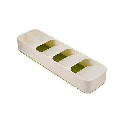 Kitchen Drawer Knife and Fork Receptacle Box Tray Tableware Spoon Separator