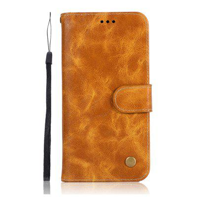 Simplicity Wallet Flip Bracket Leather Phone Case for Xiaomi 9T Cover