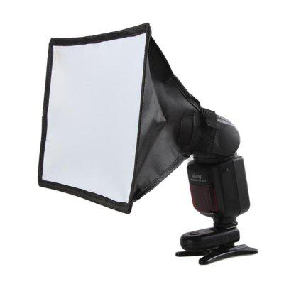 Mini Fotografic Reflector Flash Professional Fotografie Softbox pentru Canon Nikon Sony