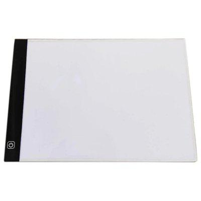 Universal Ultra-Thin Dimmable A4 LED Flat Light Pad Diamond Embroidery Painting