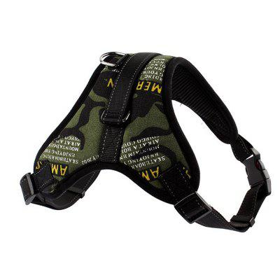 Pet Dog Adjustable Cushion Medium Condole Belt Vest Husky Dog Supplies