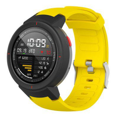 Replacement Silicone Wristband for AMAZFIT Verge 3 Smart Watch