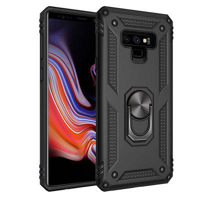 Ring Buckle Kickstand Armor Phone Case voor Samsung Galaxy Note 9