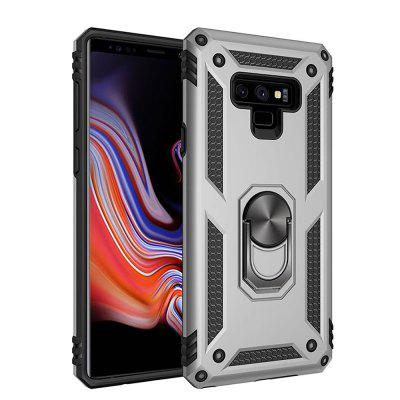 Ring Buckle Kickstand Armor Phone Case for Samsung Galaxy Note 9