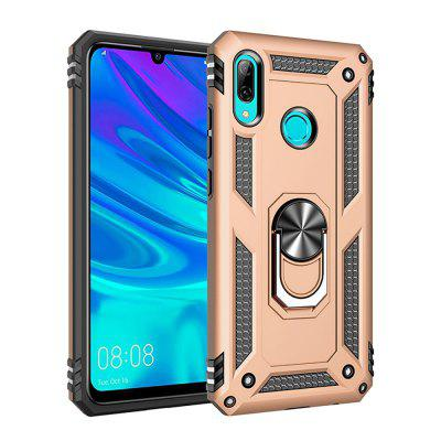 Ring Buckle Kickstand Armor telefon pentru Huawei P Smart 2019 / Honor 10 Lite