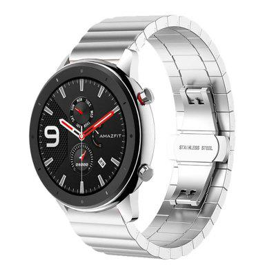 Metal Stainless Steel Strap for Xiaomi Huami Amazfit GTR 47mm