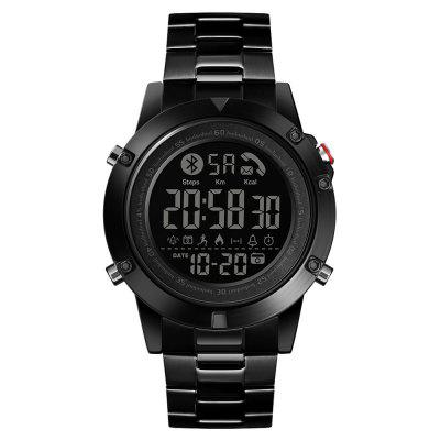 SKMEI 1500 Smart Waterproof Bluetooth Sport Wristwatch For Android IOS Phone