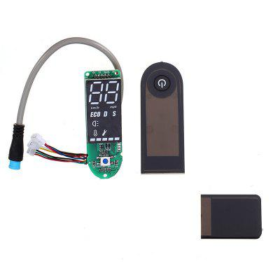 Circuit Board and Dashboard Cover Replacement for Xiaomi Mijia M365 / M365 Pro