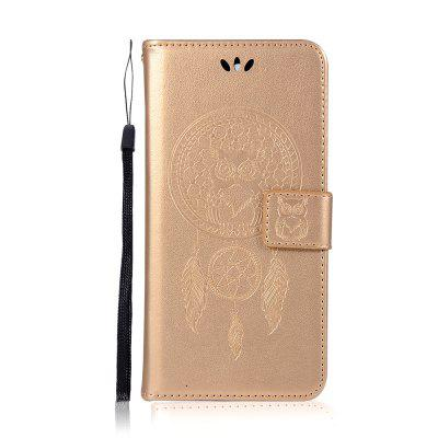 Owl Wind Chimes Flip Wallet Phone Cover for Xiaomi Redmi K20 / K20 Pro Case