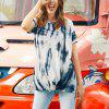 SBETRO Knitted Printed Short-Sleeved T-Shirt - MULTI-A