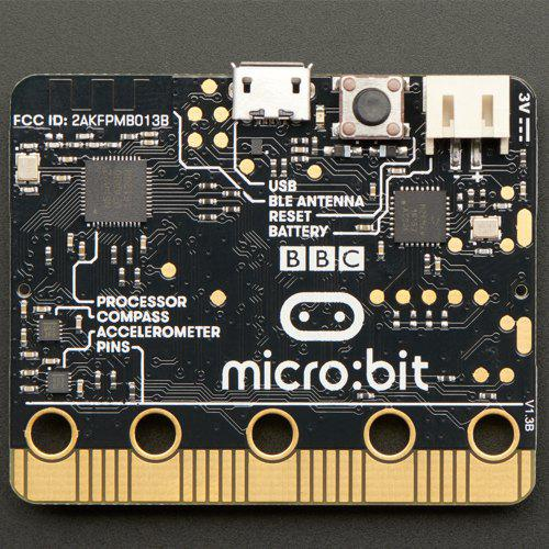 BBC Micro Bit Bulk Micro-Controller with Motion Detection Compass LED  Display