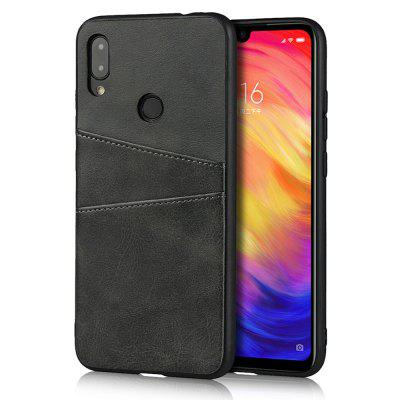 Leather Card Slot Phone Case for Xiaomi Redmi Note 7 / Note 7 Pro