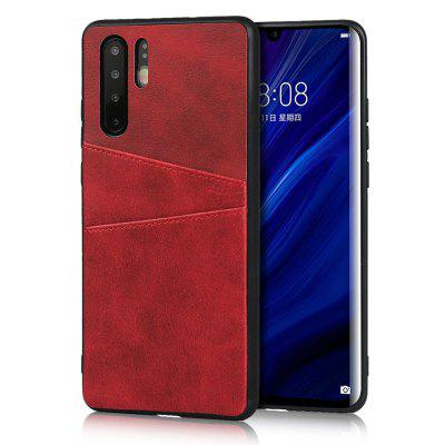 Leather Card Slot Phone Case for Huawei P30 Pro