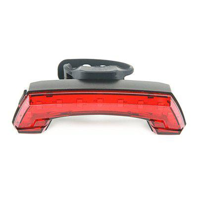 New Taillights Night Bicycle Charging Highlight Warning Light