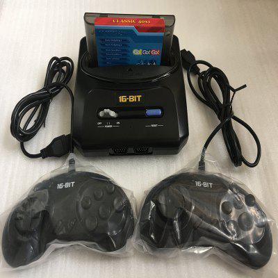 Newest 16-BIT Mega Drive Game Console Compatible with Most Sega  Cartridge