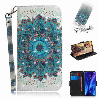 Peacock Garden 3D Painted Phone Case for Xiaomi Redmi K20/K20 PRO