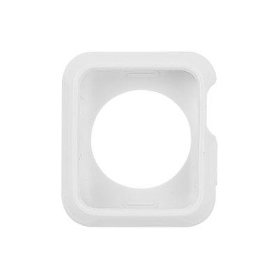 Silicone Protective Shell for Apple Watch 3/2/1 Generation 38mm 42mm 2Pcs