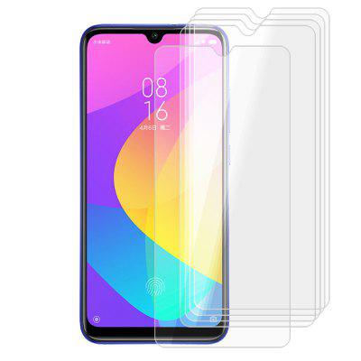 JOFLO 9H Tempered Glass Screen Protector for Xiaomi Mi A3 Lite - 5pcs