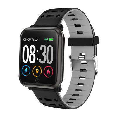 Durable Nice Smart Watch IP68 Waterproof Swimming Heart Rate Fitness Monitoring