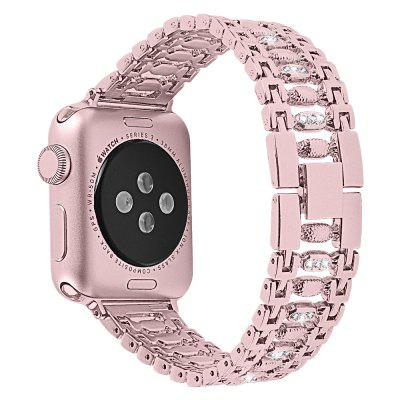 Women Diamonds Watch Band for Apple Watch 4 / 3 / 2 / 1 38/40mm 42/44mm