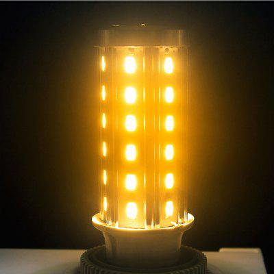 E27 LED Light 10M AC85-265V 42LEDs SMD5730 1000LM Lampă LED Alb / Alb cald