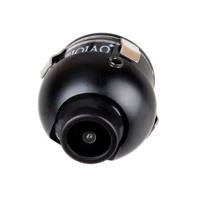 ZIQIAO Car Camera 360 Rotation Front / Rear / Left / Right View HD Night Vision