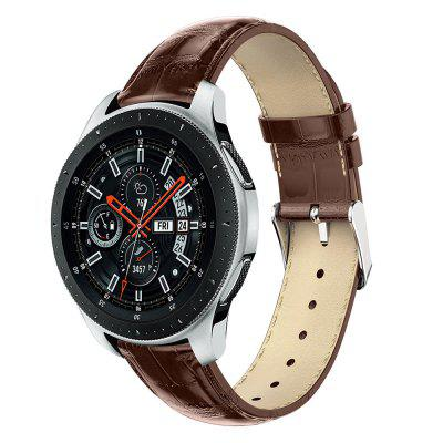 Cinturino in Pelle per Samsung Galaxy Watch 46MM/S3 Frontier/S3 Classic