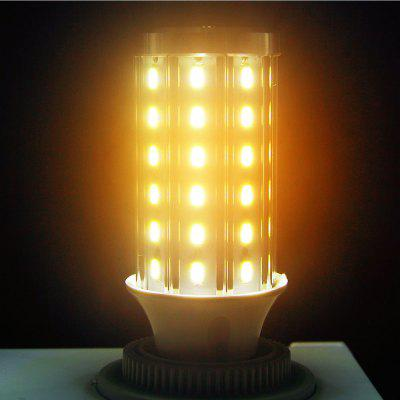 E27 LED Light 15M AC85-265V 60LEDs SMD5730 1500LM LED Lamp White / White Warm