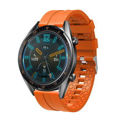 Bracelet de Montre de Sport en Silicone pour Huawei Watch GT / Watch 2 Pro / Magic