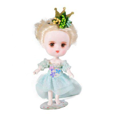 BJD Doll 1/12 Dream Fairy Tale Dolls 26 Joint Doll For Girl Gift Toys, ob11