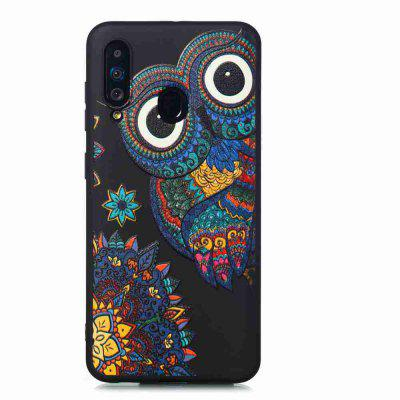 A TPU  Painted Phone Case for Samsung Galaxy A60