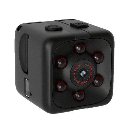 Minismile SQ11 Mini Camera 1080P HD DVR Camera with TV Out