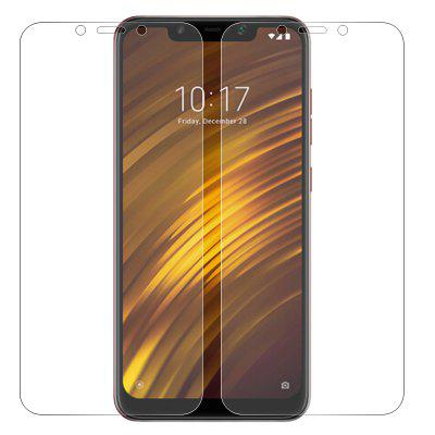 Mrnorthjoe Tempered Glass Screen Film pre Xiaomi Pocophone F1 2PCS
