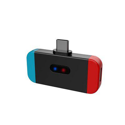 Adapter audio USB-C na 5.0 Bluetooth dla Switch / AirPods / PS4