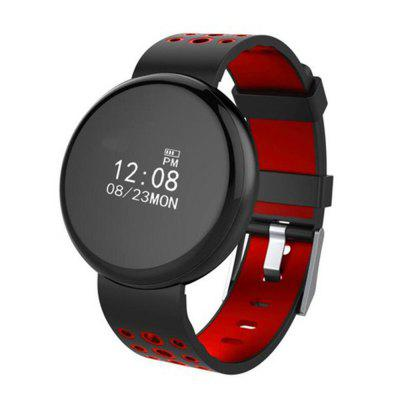 Duurzame Bluetooth Smart Watch stappenteller Hartslagmeter voor IOS / Android