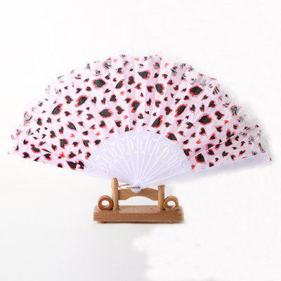 FEIS Fashion Figured Cloth Fan
