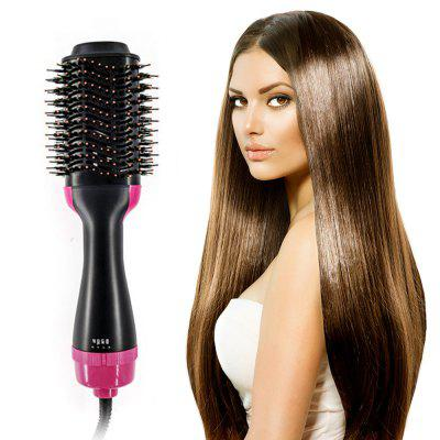 Multi-Function Comb Infrared Negative Anion Hot Air Straight Hair Styling Tool