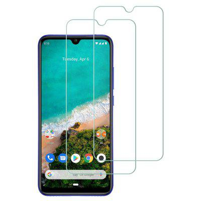 9H 2.5D Tempered Glass Screen Protector for Xiaomi Mi A3 2PCS