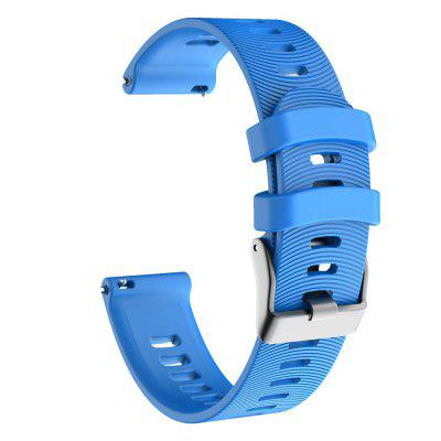 Silicone Watch Band Wrist Strap for Huami Amazfit GTR 42MM / Bip Youth Wristband