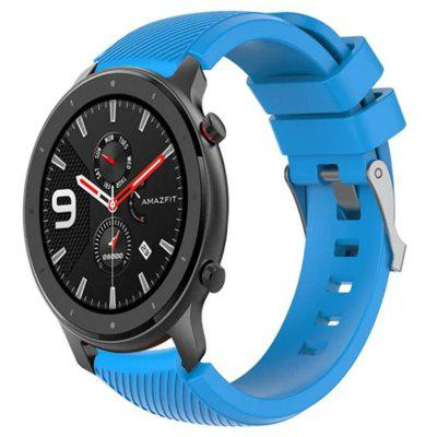 Sport Silicone Watch Band Wrist Strap for Huami Amazfit GTR 47MM