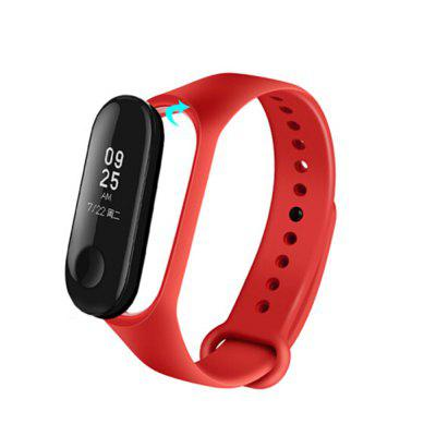 Yeshold silicona Watch Band para el Xiaomi Mi Banda 3/4