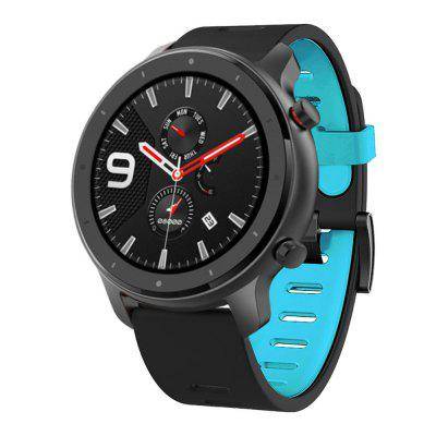 Sport Silicone Watch Band Wrist Strap for Huami Amazfit GTR 47MM Wristband