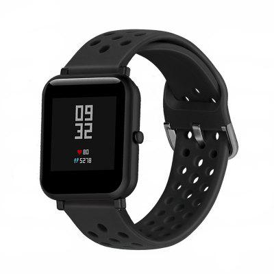 Sport Silicone Watch Band Wrist Strap For Huami Amazfit Bip Youth / GTR 42MM