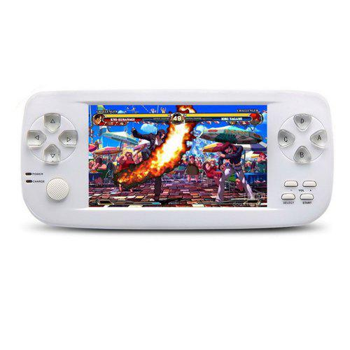 PAP 4 3-INCH Handheld Game Console 64-BIT Built-In 650 Classic Game Support  TV