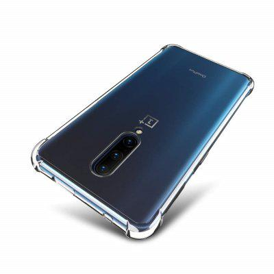 Transparent TPU Phone Case for OnePlus 7 Pro