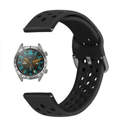 Pulseira de Silicone para Huawei Watch GT / Watch 2 Pro / Honor Magic