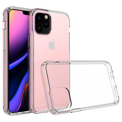 Acryl Clear Full Cover Drop-Proof telefoonhoesje voor iPhone 5.8 -2019