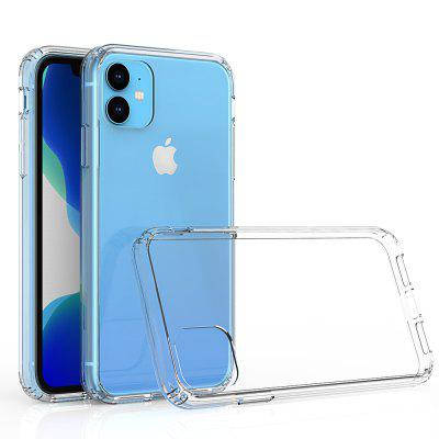 Acryl Clear Full Cover Drop-Proof telefoonhoesje voor iPhone 6.1-2019